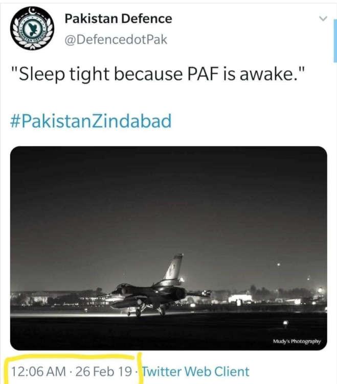 surgical strike 2 के बाद सोशल मीडिया पर लोग ऐसे उड़ा रहे हैं पाकिस्तान का मजाक
