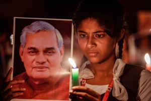 अटल जी का निधन : मेरठ में सरकार के खिलाफ फूंका था क्रांति का बिगुल