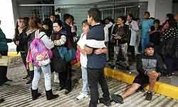 मैक्सिको में 8.1 तीव्रता वाला भूकंप, सूनामी की चेतावनी