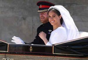 प्रिंस हैरी और मेगन मर्केल की शादी के बाद बढ़ी सोने की बिक्री