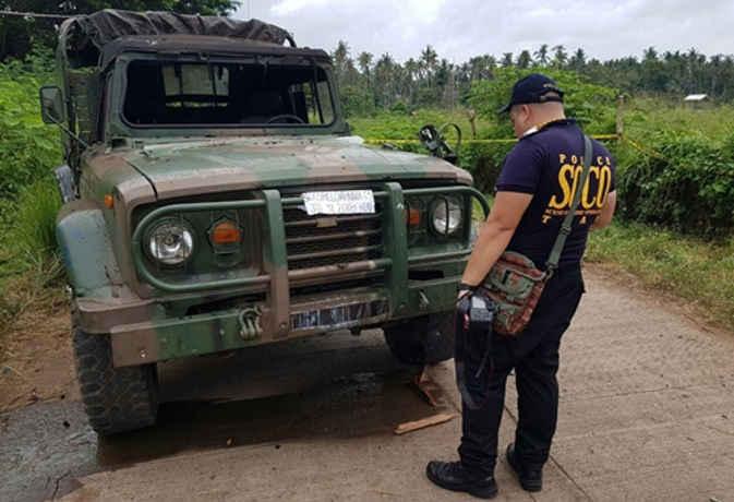 फिलीपींस : मिलिट्री के चेकपोस्ट पर बम धमाका, संदिग्ध समेत 11 लोगों की मौत और सात घायल