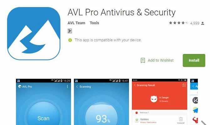 ये टॉप 5 एंटीवायरस आपके स्मार्टफोन के लिए हैं रामबाण,यानि वायरस का बाप भी नहीं बचेगा
