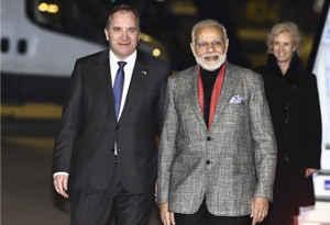 30 साल पहले राजीव गांधी गए थे स्वीडन और अब PM मोदी पहुंचे, शिखर सम्मेलन में होंगे कई बड़े समझौते