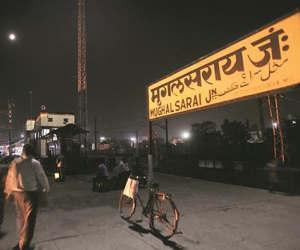 रेलवे के सॉफ्टवेयर में आज भी चल रहा है मुगलसराय जंक्शन का नाम