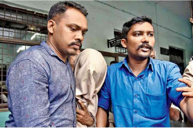 मुंबई : बैंक अधिकारी के हत्यारोपी ने सिर्फ 800 रुपये के लिए की थी पड़ोसी की जान लेने की कोशिश