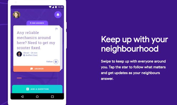 अंजान पड़ोसी भी करेंगे आपकी हर समस्या का समाधान! गूगल लाया है Neighbourly ऐप
