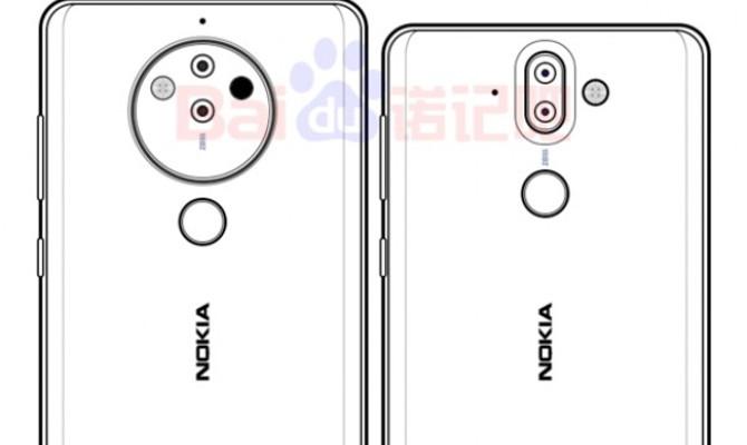 ऐसा फोन जो न देखा - न सुना,रोटेटिंग कैमरों वाले nokia 10 का डिजाइन हुआ लीक?