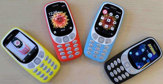 अब 4G अवतार में वापस आ गया है सबका फेवरेट नोकिया 3310, ये हैं टॉप 5 फीचर्स