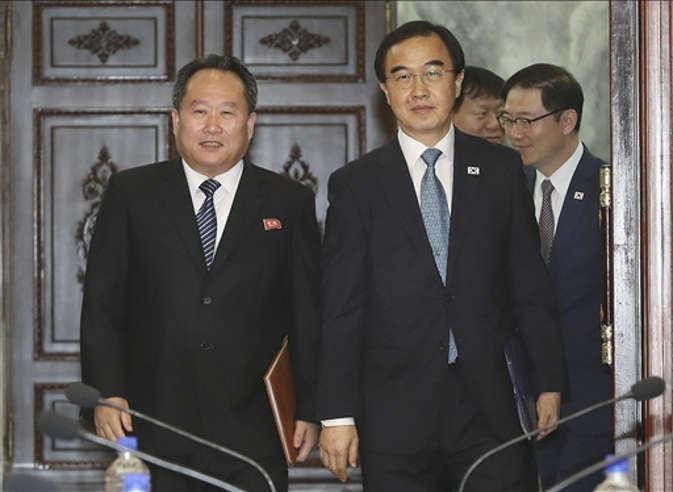 उत्तर और दक्षिण कोरिया अगले महीने एक बार फिर शिखर बैठक के लिए तैयार