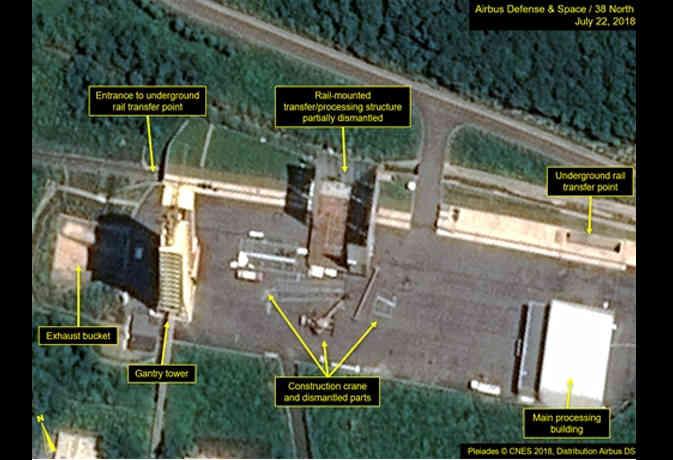 परमाणु निस्त्रीकरण की ओर उत्तर कोरिया ने बढ़ाया पहला कदम