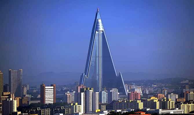 दुनिया का सबसे ऊंचा होटल बनाकर नॉर्थ कोरिया ने दुनिया को चौंकाया, जानें इसमें क्या है खास