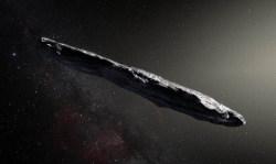 स्टीफन हॉकिंग ने माना, धरती के पास से गुजरा रहस्यमयी ऑब्जेक्ट हो सकता है एलियन स्पेसशिप