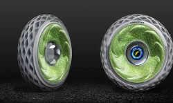यह कंपनी बना रही है ऐसे टायर्स जो पैदा करेंगे ऑक्सीजन और कभी नहीं होंगे पंक्चर!