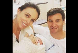न्यूजीलैंड की प्रधानमंत्री ने दिया बेटी को जन्म, दुनिया के इतिहास में दूसरी बार हुआ ऐसा