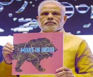 PM मोदी के मेक इन इंडिया कैंपेन को समर्पित वरुण और अनुष्का की 'सुई-धागा'