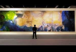 एशिया की सबसे महंगी पेंटिंग, नीलाम हुर्इ 477 करोड़ रुपये में