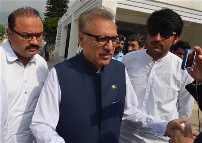 पाकिस्तान के नए राष्ट्रपति बने आरिफ अल्वी का भारत से है खास नाता