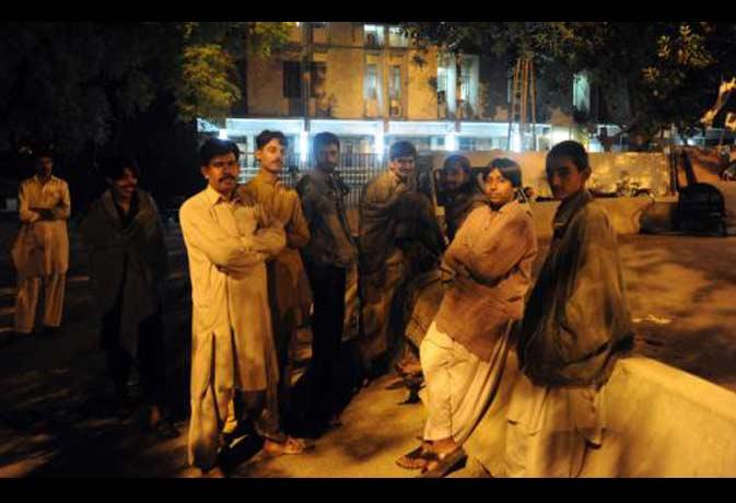 देर रात 5.1 तीव्रता के भूकंप से हिला पाकिस्तान, नींद में घरों से बाहर निकले लोग