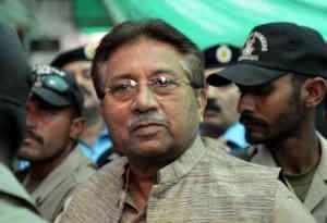 पाकिस्तान : चितराल सीट से मुशर्रफ का नामांकन रद, 22 जून तक फैसले के खिलाफ कर सकते हैं अपील