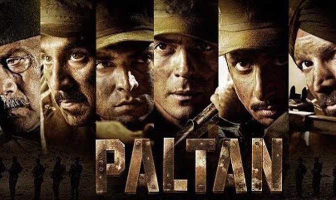 Paltan मूवी रिव्यू: 'पलटन' के इस शोर में पीछे छूट गई देशभक्ति