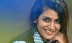 अंखियों से गोली मारने वाली प्रिया प्रकाश वैलेंटाइन डे पर इस अंदाज में आईं नजर , असल जिंदगी है ऐसी