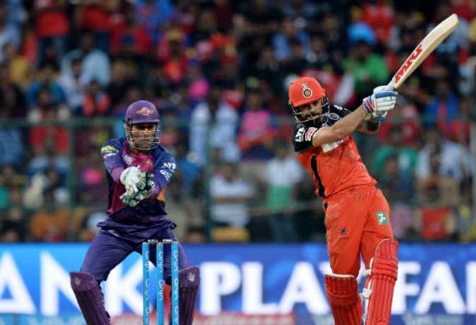 IPL 2017 : 17वां मैच रहा पुणे सुपरजायंट्स के नाम, 27 रनों से हराया रॉयल चैलेंजर्स को
