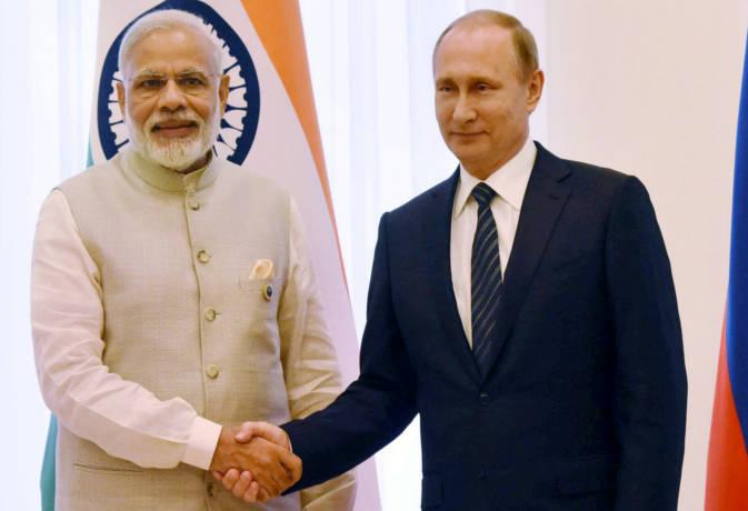 एक बार फिर रूस जा रहे पीएम मोदी, तीन  बार पहले भी हो चुका दौरा