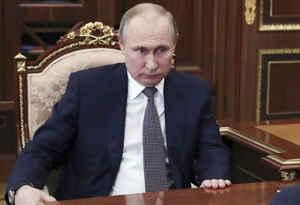 पुतिन की चेतावानी, सीरिया पर दोबारा किया हमला तो दुनिया में फैल जाएगी अफरातफरी