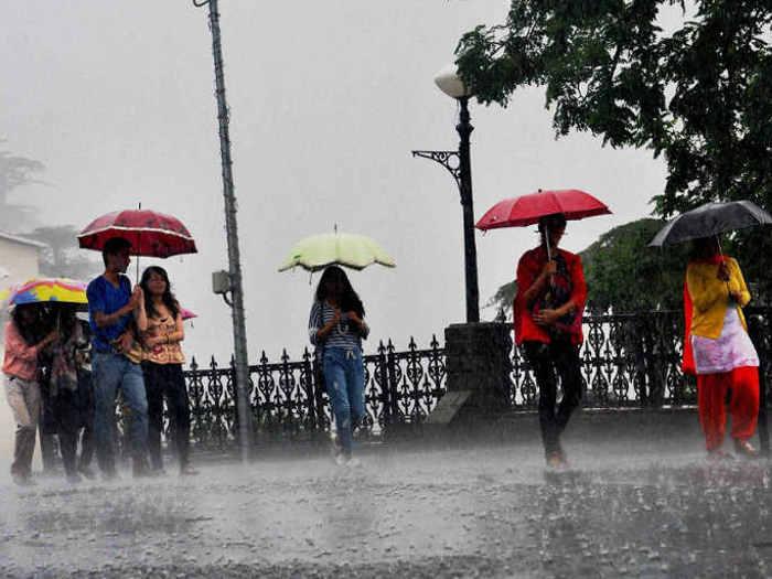 मौसम : अगले 2 दिनों में पश्चिम उत्तर भारत से लौटने लगेगा मानसून,दक्षिण भारत में आंधी-तूफान