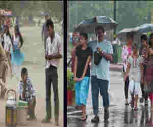 धूप आैर उमस से आज यूपी का बुरा हाल,  इन राज्यों में बारिश के साथ आ सकता है तूफान