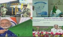 भारत से बांग्लादेश चली रेल, वो 3 देश जहां जाती है इंडियन रेल
