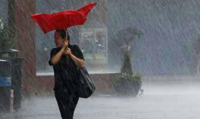 रहें सावधान, उत्तराखंड में भारी बारिश के आसार