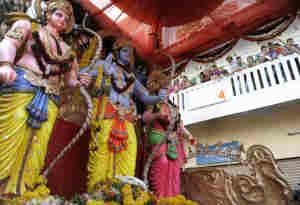 कांग्रेस नेता ने सीएम योगी को पत्र लिखकर दिया सुझाव, भगवान राम संग लगे माता सीता की प्रतिमा