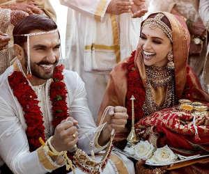 Deepveer Wedding : देखें दीपिका-रणवीर की शादी की पहली तस्वीरें, सिंधी और कोंकणी वेडिंग लुक में नजर आया ये कपल