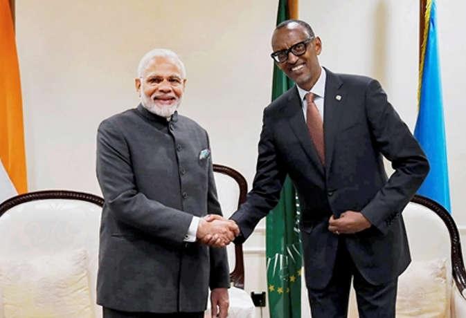 रवांडा पहुंचे पीएम मोदी ने कहा, भारतीय प्रभाव पूरी दुनिया में अपनी छाप छोड़ रहा