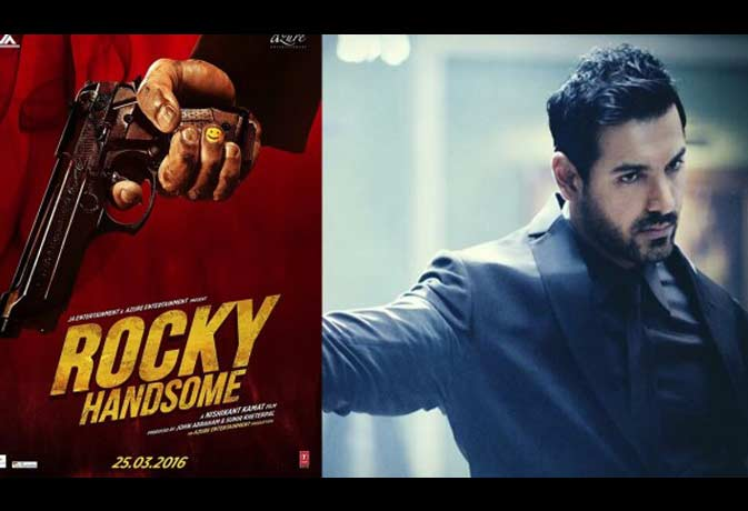 Movie review : 'रॉकी हैंडसम' के जबरदस्त एक्शन में दर्शक ढूंढते रह गए इमोशंस को