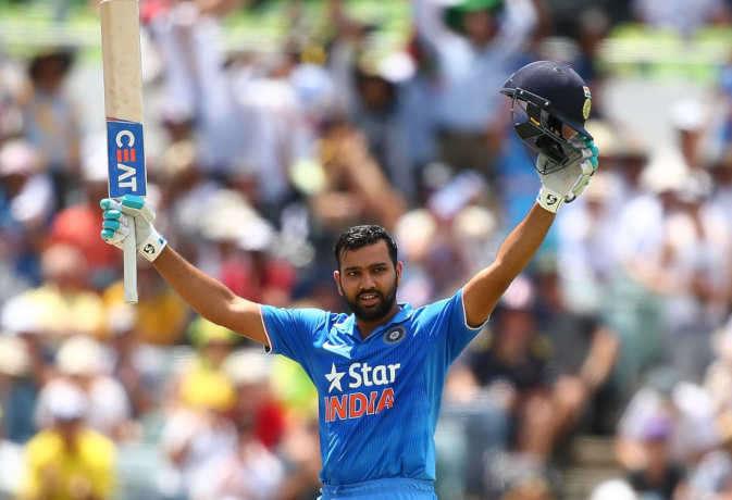आॅस्ट्रेलिया में 1000 वनडे रन बनाने वाले पहले भारतीय खिलाड़ी बन सकते हैं रोहित शर्मा