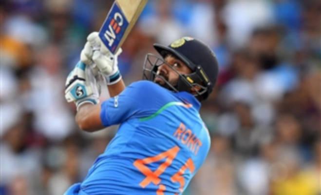 रोहित ने ऑस्ट्रेलिया के मैदान पर मेजबान टीम के खिलाफ ठोका चौथा शतक