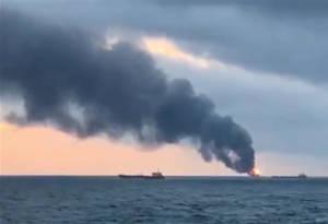 रूसी क्षेत्र में दो जलयानों में आग लगने से 11 की मौत, मरने वालों में भारतीय नागरिक भी शामिल
