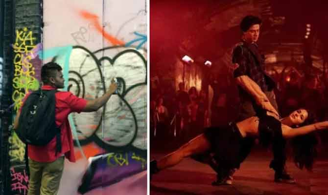 शाहरुख को मिला अनोखा सनकी फैन,जो उनकी सभी फिल्म लोकेशंस पर पहुंचकर करता है ये काम