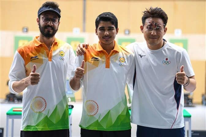 सौरभ ने गोल्ड और अभिषेक ने कांस्य पर लगाया निशाना, भारत को एशियन गेम्स में 7 पदक