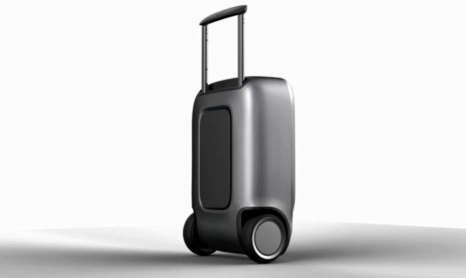 यह सेल्फ ड्राइविंग सूटकेस आपके पीछे पीछे दौड़ता रहेगा और आपकी जर्नी को बना देगा मजेदार
