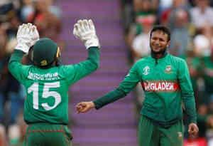ICC cricket World Cup 2019 : शाकिब अल हसन का दोहरा कारनामा, इस तरह वर्ल्ड कप में रचा इतिहास
