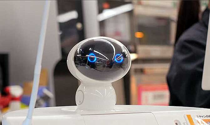 मॉल में बिल के लिए लाइन लगाने की झंझट होगी खत्म, यह नन्हा रोबोट सेकेंडों में कर देगा कमाल