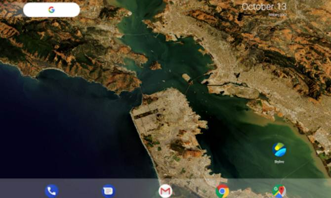 कमाल की Android ऐप जो आपकी लोकेशन को बदल देती है शानदार वॉलपेपर में