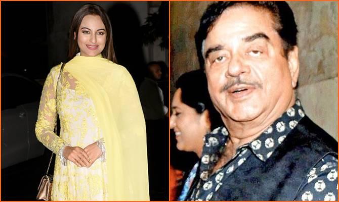 पापा शत्रुघ्न सिन्हा के साथ पहली बार इस फिल्म में एक्टिंग करती नजर आएंगी सोनाक्षी