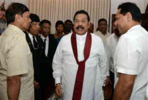 श्रीलंका में राजनीतिक संकट का अंत, सुप्रीम के आदेश पर राजपक्षे ने दिया अपने पद से इस्तीफा
