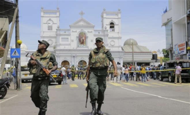 श्रीलंका सीरियल ब्लास्ट : कोलंबो में एक और बम धमाका,अब तक कुल 160 की मौत,450 लोग घायल