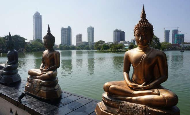 चीन की मदद से श्रीलंका बना रहा नया महानगर जो हांगकांग,दुबई को देगा टक्कर