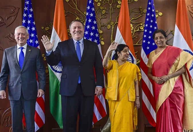 भारत अमेरिका के बीच वार्ता शुरू, रक्षा संबंधों को गहरा करने के लिए कई महत्वपूर्ण समझौते पर होंगे हस्ताक्षर